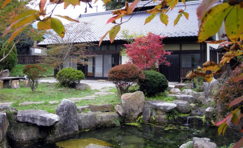 Vẻ đẹp bình yên của nhà truyền thống Nhật Bản - 13