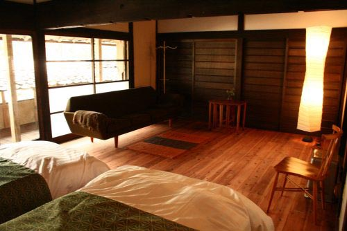 Vẻ đẹp bình yên của nhà truyền thống Nhật Bản - 19