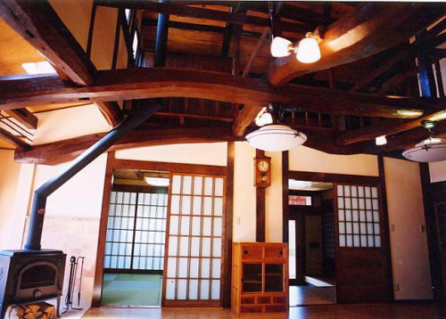 Vẻ đẹp bình yên của nhà truyền thống Nhật Bản - 2