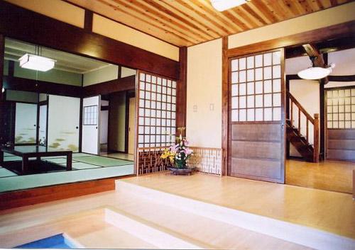 Vẻ đẹp bình yên của nhà truyền thống Nhật Bản - 3