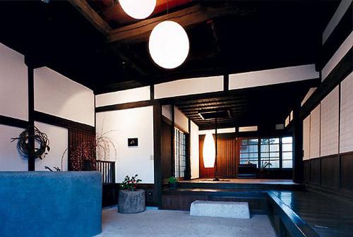 Vẻ đẹp bình yên của nhà truyền thống Nhật Bản - 4