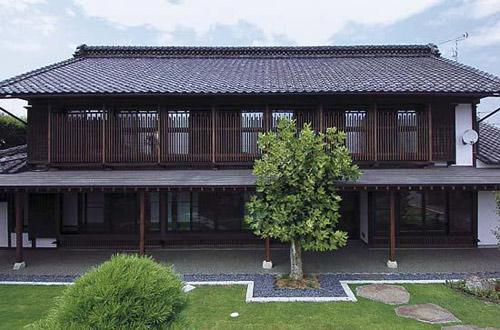 Vẻ đẹp bình yên của nhà truyền thống Nhật Bản - 5