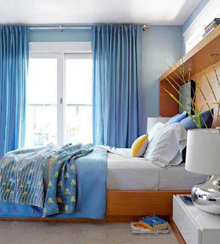 """""""Mê mệt"""" cách phối màu phòng ngủ cực đẹp - 4"""
