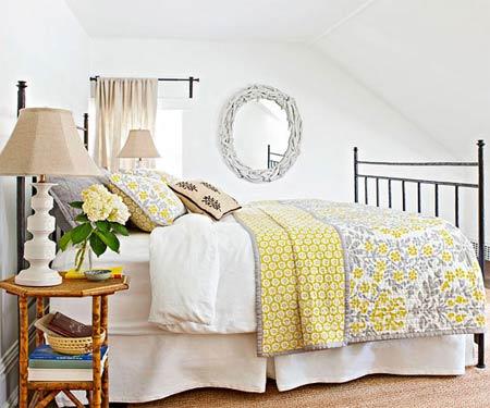 """""""Mê mệt"""" cách phối màu phòng ngủ cực đẹp - 7"""