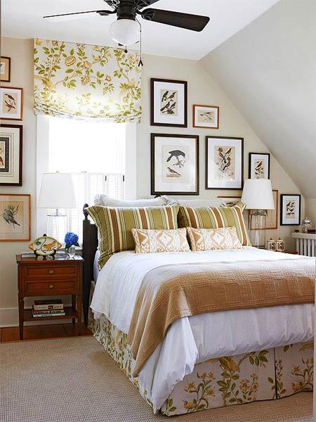 """""""Mê mệt"""" cách phối màu phòng ngủ cực đẹp - 11"""