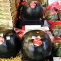Mua sắm - Giá cả - Hơn 66 triệu đồng một quả dưa hấu vỏ đen