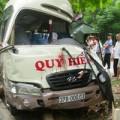 Tin tức - Lại tai nạn xe khách, 11 người nguy kịch