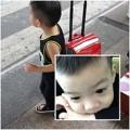 Làng sao - Con trai Hà Hồ đi du lịch nhân ngày sinh nhật