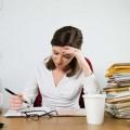 Sức khỏe - Bị stress dễ sinh con thiếu sắt