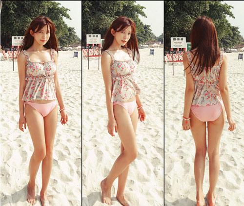 4 kieu bikini che lap mo bung hieu qua - 1