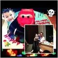 Làng sao - Subeo đón sinh nhật ấm áp bên ba mẹ
