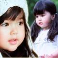 Làng sao - Ngắm vẻ đẹp thiên thần của cô bé lai Thái