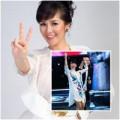 """Làng sao - Hồng Nhung: Tôi phải """"vất vả"""" đưa các em về"""