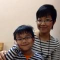 Làm mẹ - Con trai MC Thảo Vân giống mẹ như tạc