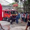 Tin tức - Cháy công ty giày da, 3 công nhân bị thương