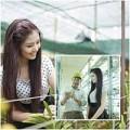 Làng sao - HH Ngọc Hân trở thành... kĩ sư nông nghiệp