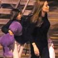 Làng sao - Pax Thiên cùng Angelina đi hội nghị LHQ