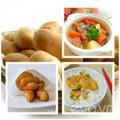 Bếp Eva - 3 món ngon từ khoai tây