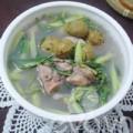 Bếp Eva - Canh sườn nấu sấu ngon cơm