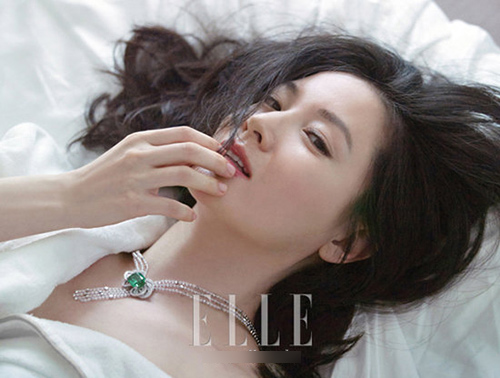 lee young ae giam can bang nho - 10