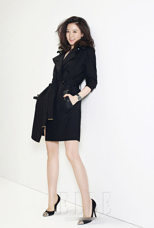 lee young ae giam can bang nho - 3