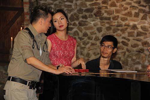 "thanh bui ""thua thang"" sang ca the voice lon - 4"