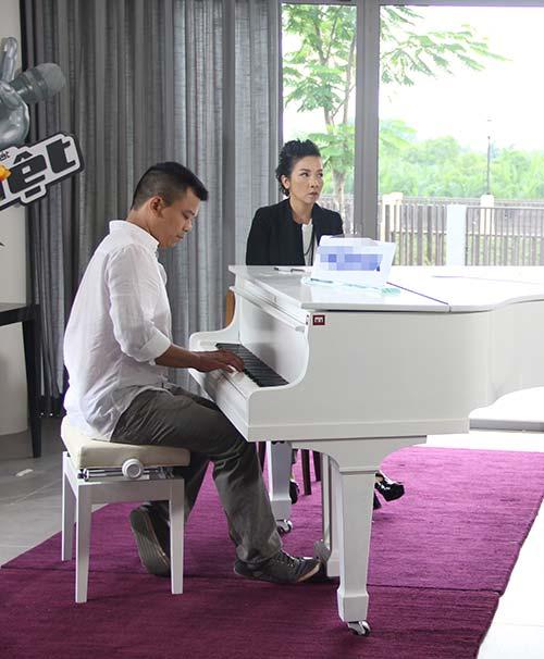 "thanh bui ""thua thang"" sang ca the voice lon - 6"