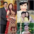 Làng sao - Những Hoa hậu hết lòng vì gia đình