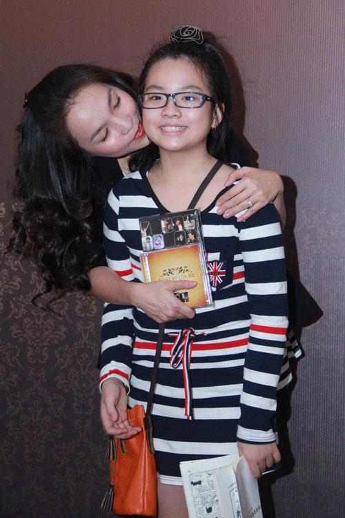"""bi quyet hanh phuc cua """"single mom"""" vbiz - 6"""