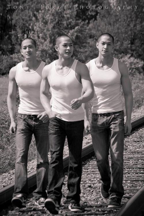 "3 chang goc viet gay ""bao"" vi dien trai - 13"