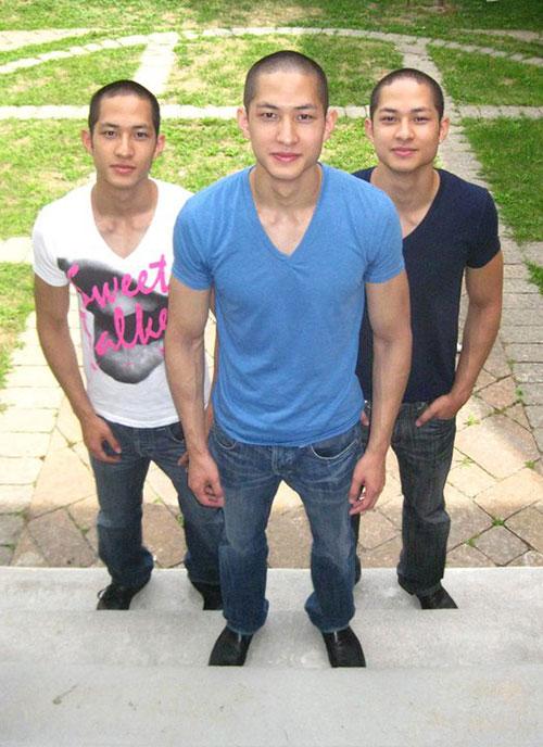 "3 chang goc viet gay ""bao"" vi dien trai - 11"