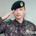 Làng sao - Bạn trai Kim Tae Hee chuẩn bị xuất ngũ