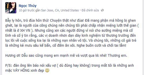 ngoc thuy chia se kho khan voi diem huong - 4