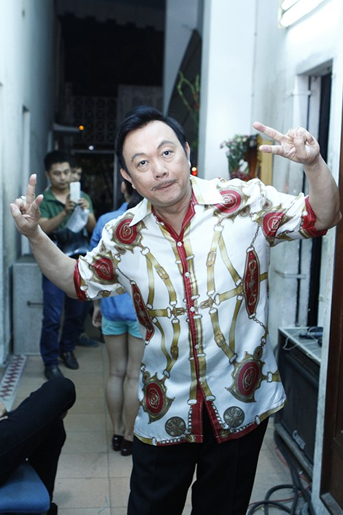 thuy nga lan dau dua con gai len san khau - 18