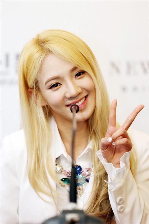 """co may nhay"" hyoyeon (snsd) bi to danh nguoi - 1"
