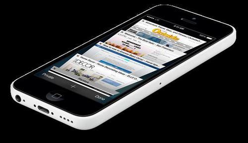iphone 5c 8gb co ti le trong bo nho cao hon samsung galaxy s4 - 3