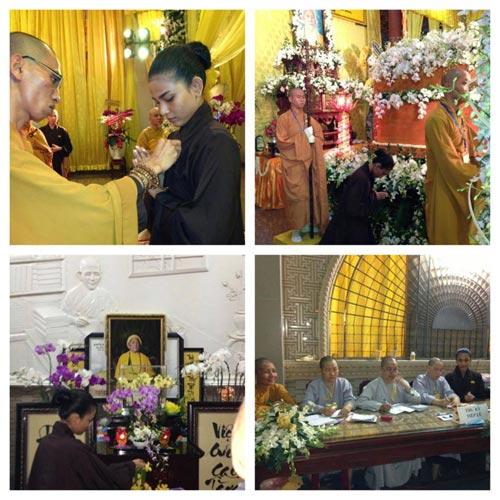angela phuong trinh khoe sac ben ho guom - 7