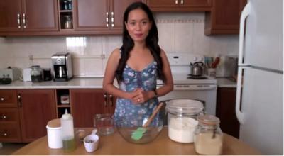 video: cach lam de banh pizza tai nha - 2