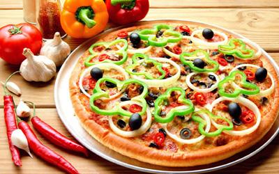 video: cach lam de banh pizza tai nha - 1