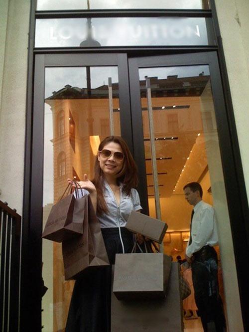 sao viet: moi lan shopping ca nghin do - 4