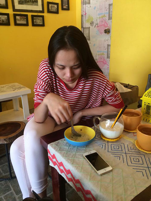 """su that gia the """"ban trai tin don"""" cua diem huong - 1"""