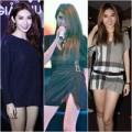 Thời trang - Mốt 'váy ngắn như áo' phản cảm của Khổng Tú Quỳnh