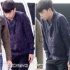 Làng sao - Kim Soo Hyun mếu máo vì lạnh tại sân bay