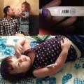 Làng sao - Vợ cũ trách Thành Trung không có mặt khi con ốm