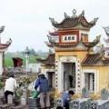 Tin tức - Tiết Thanh Minh: Cúng xong không nên ăn tại mộ phần