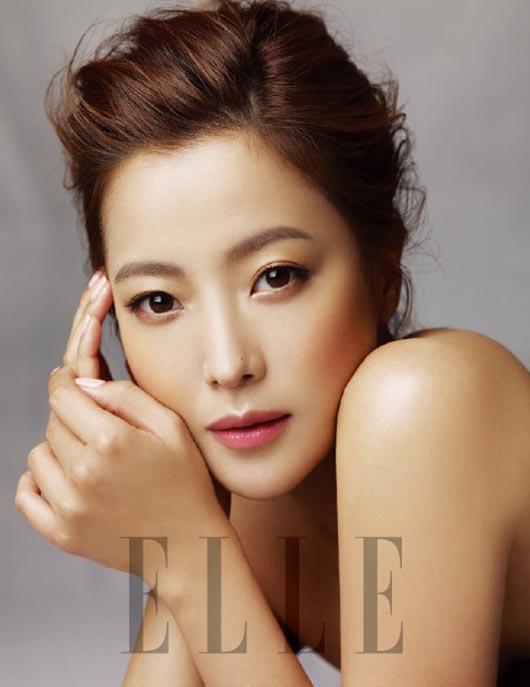 kim hee sun: tu de nhat my nhan den ba me tre - 1