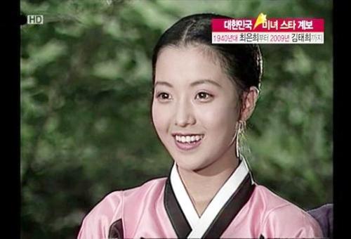 kim hee sun: tu de nhat my nhan den ba me tre - 3