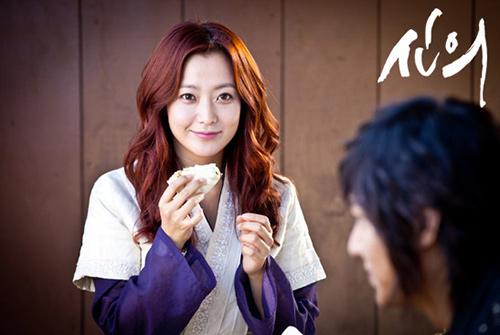 kim hee sun: tu de nhat my nhan den ba me tre - 13