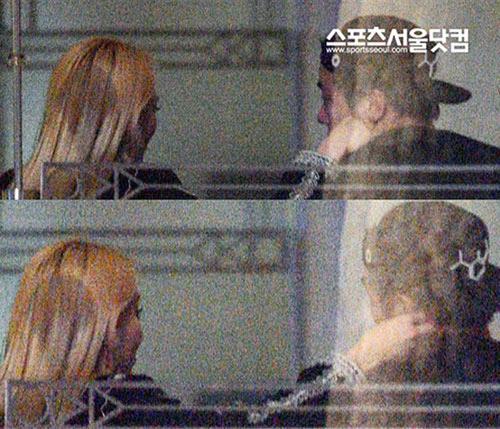lo hinh anh hen ho cua tiffany va hyoyeon - 3