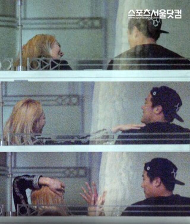lo hinh anh hen ho cua tiffany va hyoyeon - 4